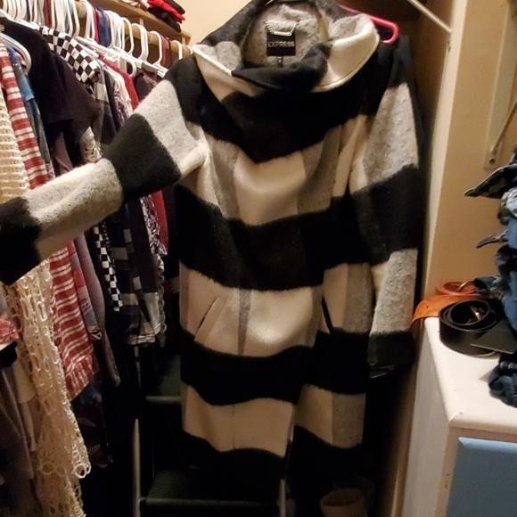 Express Jackets & Blazers - Winter dress coat